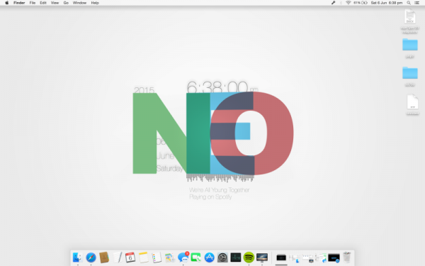 THE NEO DESKTOP